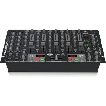 BEHRINGER VMX1000 USB Mezclador para DJ 7 Canales