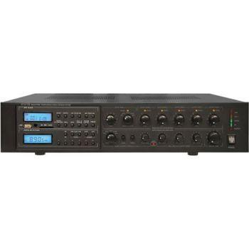 APART MA-247MR. Mezclador amplificador con radio/usb/sd 240w/100v