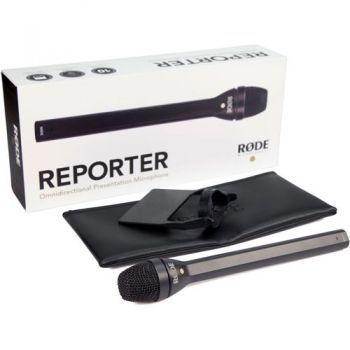 RODE REPORTER Micrófono omnidireccional Para Entrevista