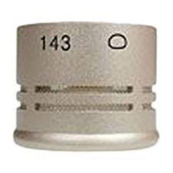 NEUMANN KK-143 Capsula Cardioide Ancho Activa Niquel para Serie KM