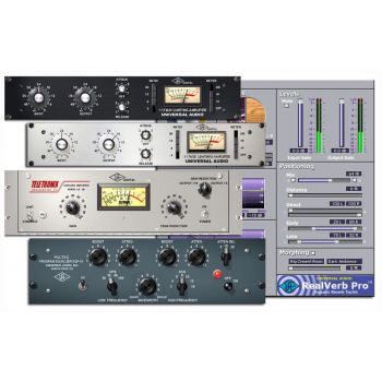 Universal Audio UAD2 Quad Core Satellite Firewire DSP