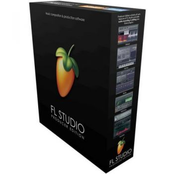 FL STUDIO PRODUCER EDITION 12 BOX
