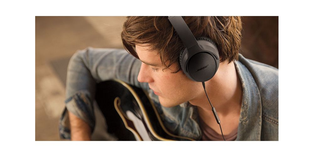 soundtrue ae2 mfi auriculares para iphone negro
