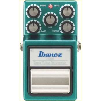 Ibanez TS9B Tube Screamer overdrive para bajo