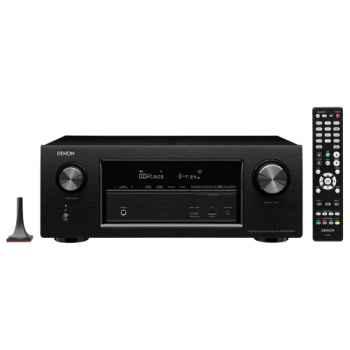 DENON AVR-X2300 Receptor Home Cinema Bose AM10V White