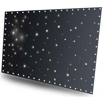 Beamz Cortina de estrellas LED96 Blanco frio 3x 2m 151201