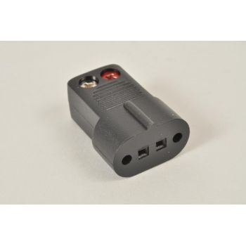 BOSE AC2 Black Adapter Permite conectar los nuevos cubos a cable pelado.