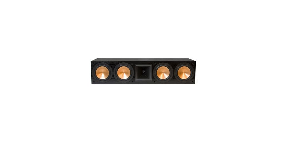klipsch RC 64 Black altavoz central