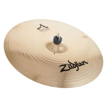 "ZILDJIAN CRASH 18"" A CUSTOM PROJECTION"