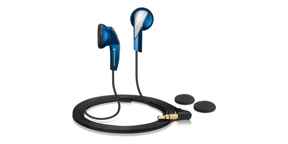 Sennheiser MX 365 blue auricular