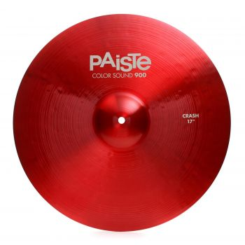 Paiste 17 900 CS RED CRASH