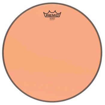 Remo 12 Emperor Colortone Orange BE-0312-CT-OG