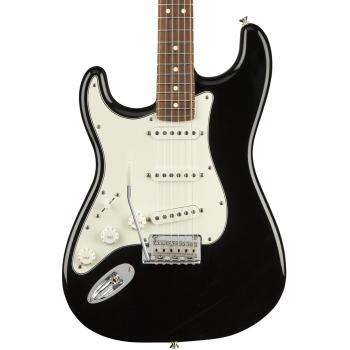 Fender Player Stratocaster PF Black LH