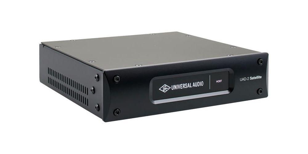 universal audio uad 2 satellite usb quad core comprar