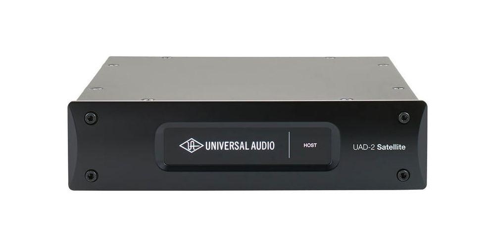 universal audio uad 2 satellite usb quad core oferta