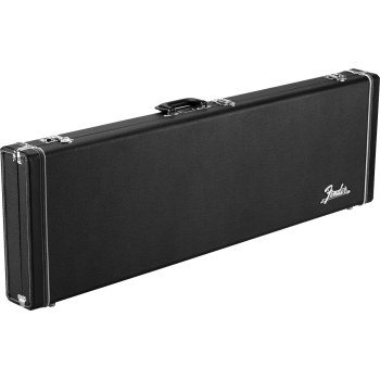 Fender Classic Series Wood Mustang-Duo Case Sonic Black
