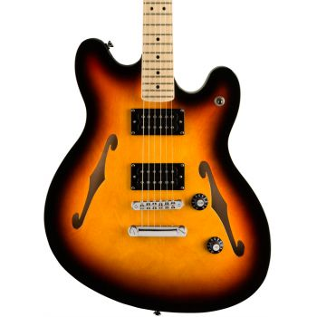 Fender Squier Affinity Starcaster MN 3 Color Sunburst