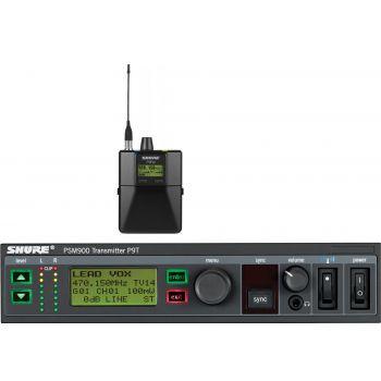 SHURE P9RA PLUS G6E Sistema de Monitoraje