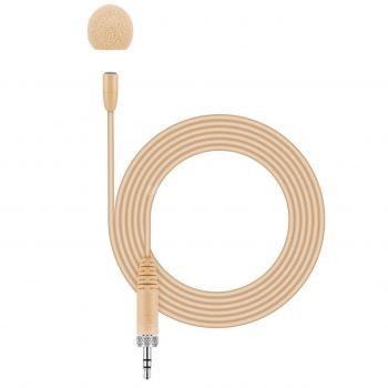 Sennheiser MKE Essential Omni-Beige EW Micrófono de Condensador de Solapa
