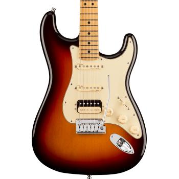 Fender American Ultra Stratocaster MN HSS Ultraburst