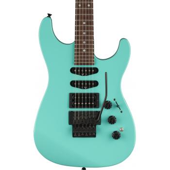 Fender LTD HM Stratocaster RW HSS Ice Blue