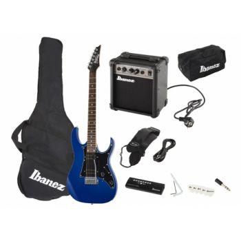 Ibanez IJRX20-BL Gio Jumpstart Kit de Iniciación Guitarra Eléctrica Blue