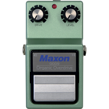 Maxon OOD-9 Organic Overdrive Pedal Efectos Guitarra