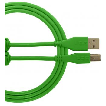 Udg U95001GR Ultimate Cable USB 2.0 A-B Verde 1 Metro
