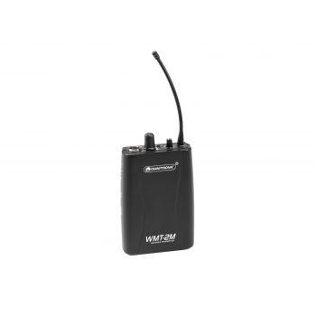 Omnitronic WMT-2M Petaca para Micrófono