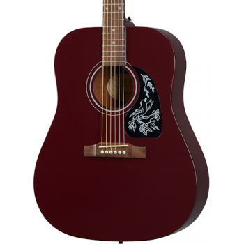 Epiphone Starling Wine Red Guitarra Acústica Guitarra Acústica