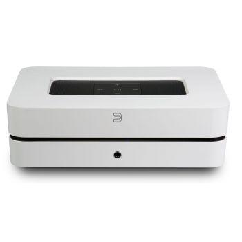 Bluesound Power Node 2i White, Reproductor de Audio en Red Amplificado