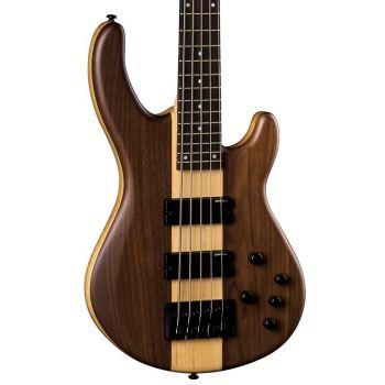 Dean Guitars Edge Pro 5 String Walnut Satin Natural. Bajo Eléctrico de 5 Cuerdas