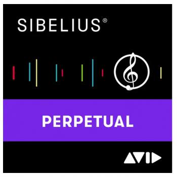 Avid Sibelius Perpetuo Software de notación musical Descarga