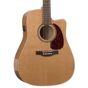 Simon & Patrick luthier CW GT Cedar QIT. Guitarra Acústica + Funda
