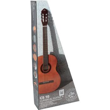 Eko CS-10 Natural Pack Guitarra Clasica con Funda