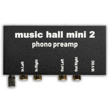 MUSIC HALL Mini 2 Previo de Phono MM y MC
