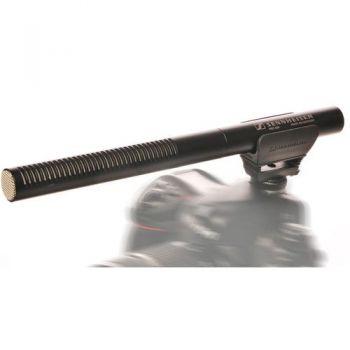 Sennheiser MKE 600  Microfono Camara Direccional MKE600
