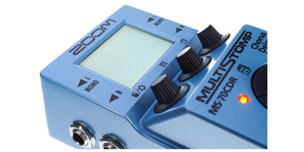 pedal zoom ms70cdr