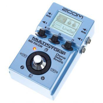 ZOOM MS70CDR Pedal MultiEfectos