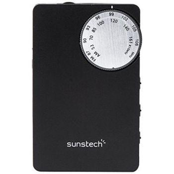 SUNSTECH RP-C9 Radio de bolsillo con batería recargable