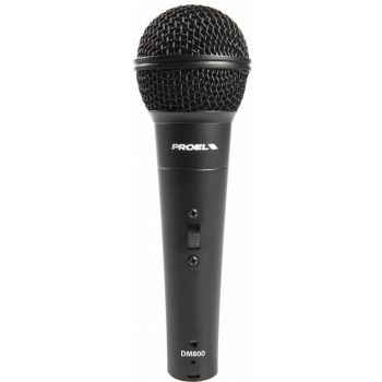 Proel DM800 Microfono Vocal