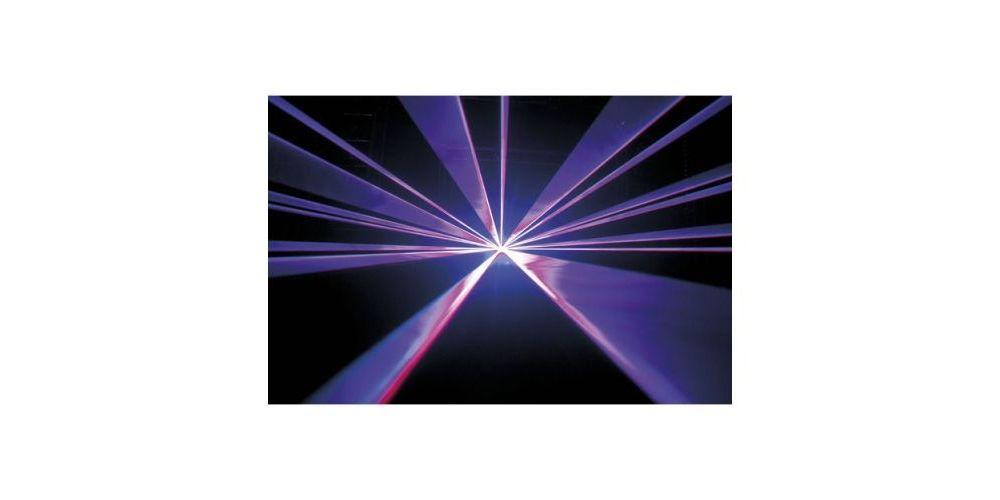 showtec efecto laser morado rbp 180