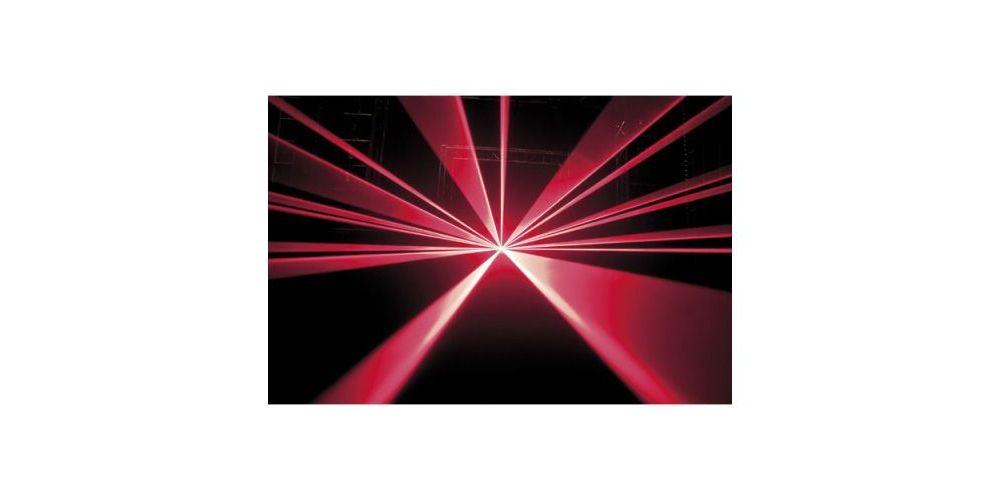 showtec efecto laser rojo rbp 180