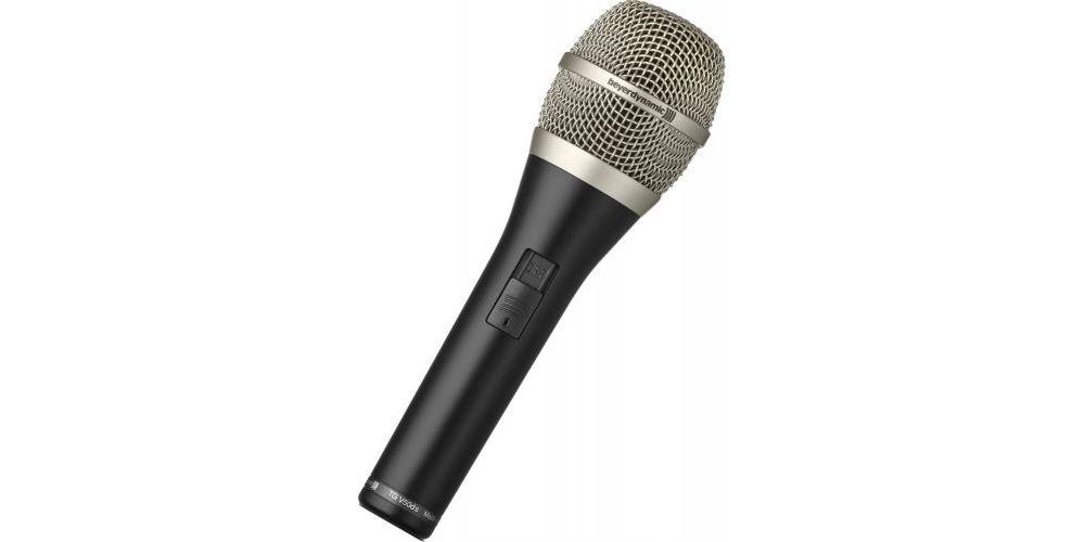 BEYERDYNAMIC TG V50 D Micrófono dinámico para vocalista