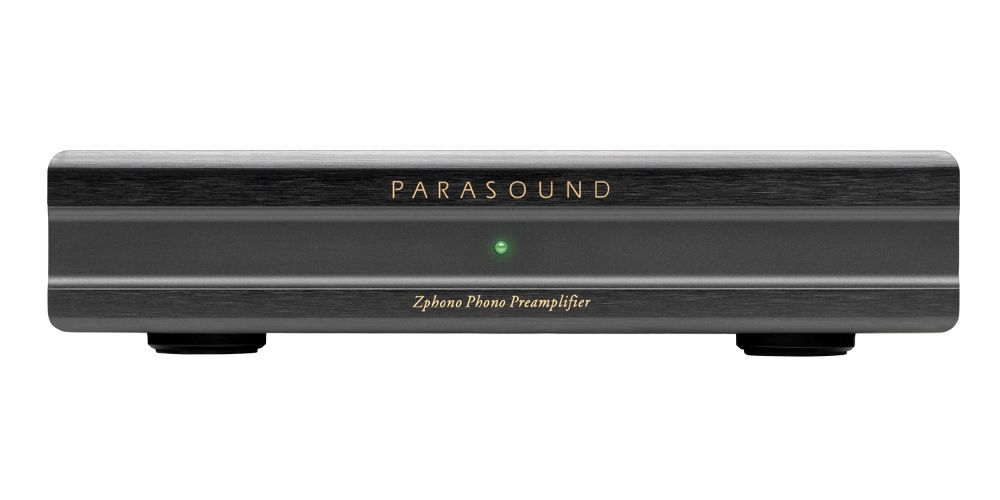 parasound zphono previo phono black