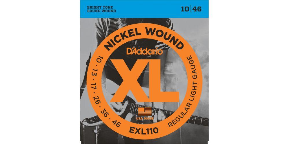 D Addario EXL-110 (010-046)