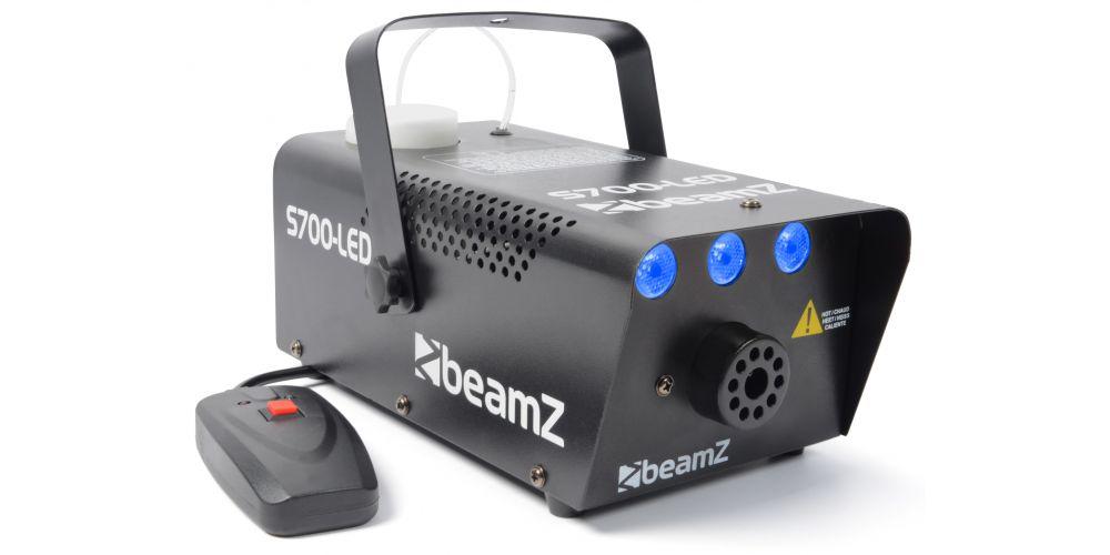 comprar maquina humo s700led
