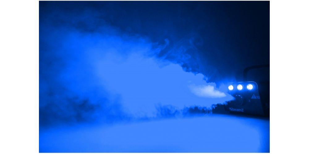 efecto maquina humo s700led