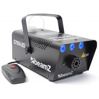 BEAMZ S700LED Maquina de Humo con efecto Hielo 160450
