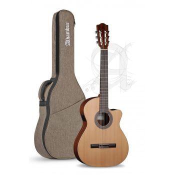 Alhambra Z-Nature Cutaway EZ Guitarra Clásica + Funda